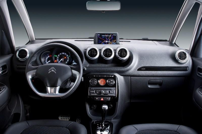 Foto del interior del nuevo Citroën C3 Picasso 2013