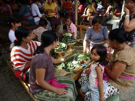 Balinese Culture, Ngayah