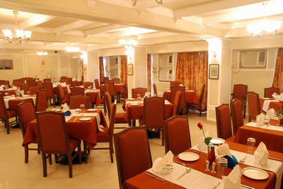 Hotel La Paz Garden - Vasco Da Gama - Restaurant - Regency