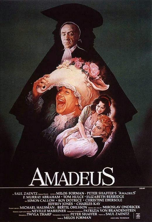 a movie for mozart and salieri in amadeus by milos forman Which are mozart, salieri shaffer and milos forman adapted amadeus in a way that appealed to cinema audiences through more about essay about the film amadeus.