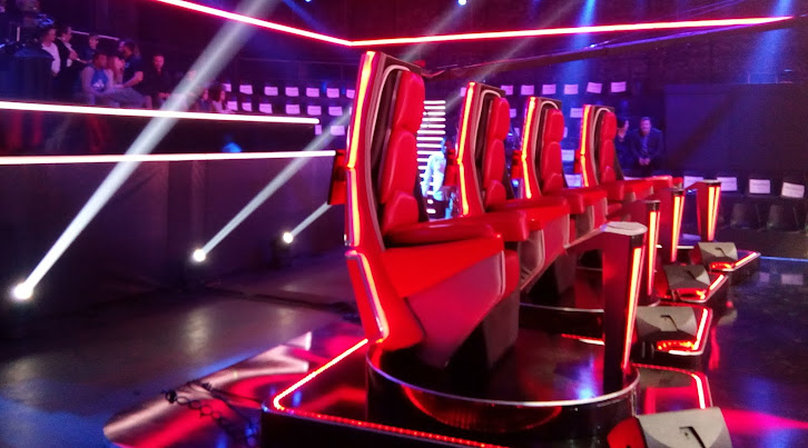 WHY THE VOICE SA CHAIRS WILL SWIVEL AGAIN