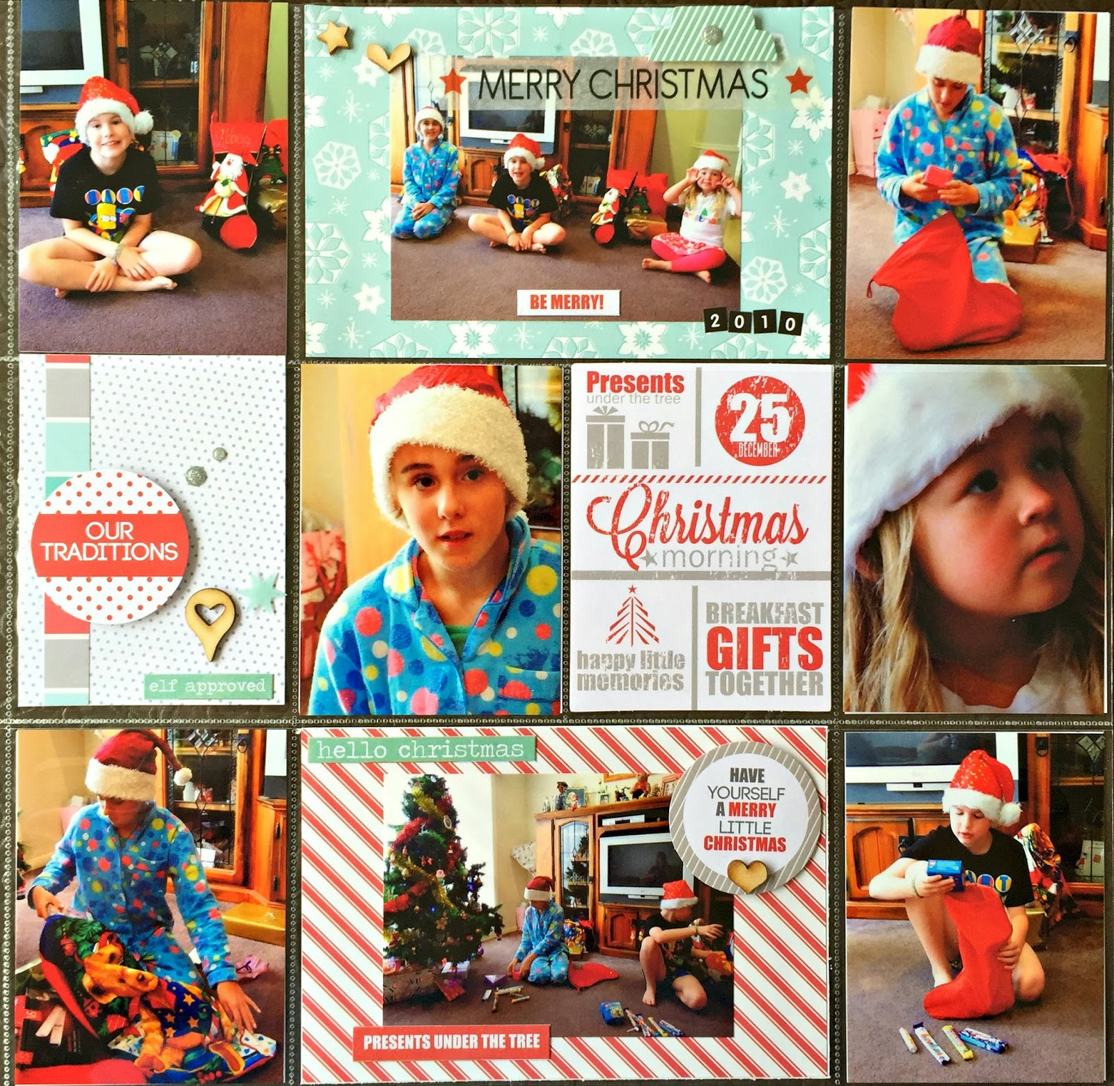 Project life christmas layout a christmas card lisas passion 2 project life christmas layout a christmas card lisas passion 2 scrap m4hsunfo