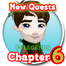 FarmVille Mistletoe Lane Chapter 6 (VI) Quests Icon