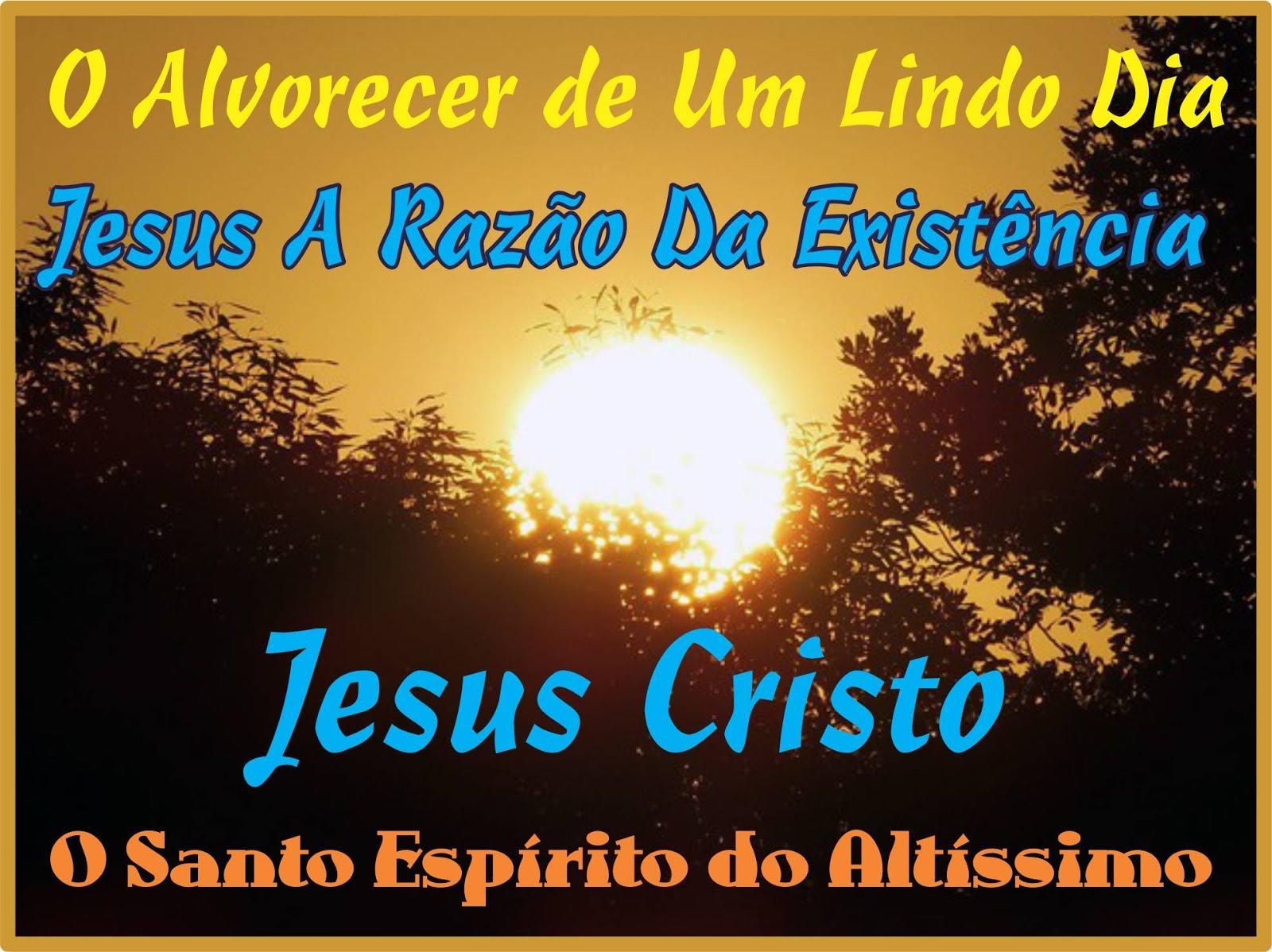 Jesus Cristo Filho Unigênito do Altíssimo