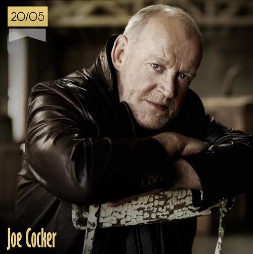 20 de mayo - #TalDíaComoHoy en 1944 nace Joe Cocker | Info + Vídeos