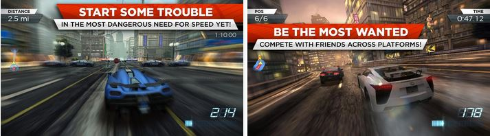 Need for Speed Most Wanted v1.3.68 APK+DATA