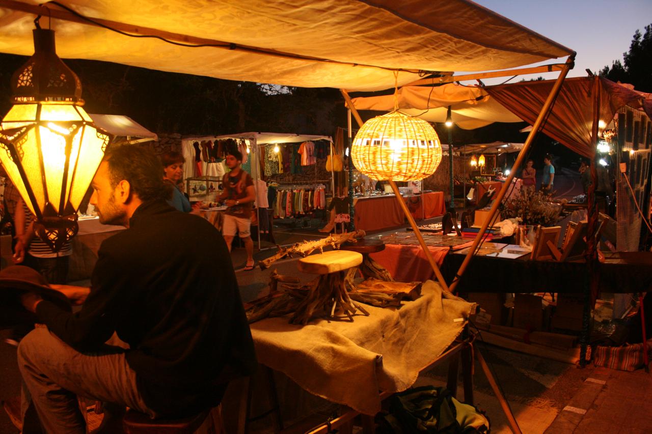 Ibitabu Mercado Artesanal De San Rafael De Forca Ibiza