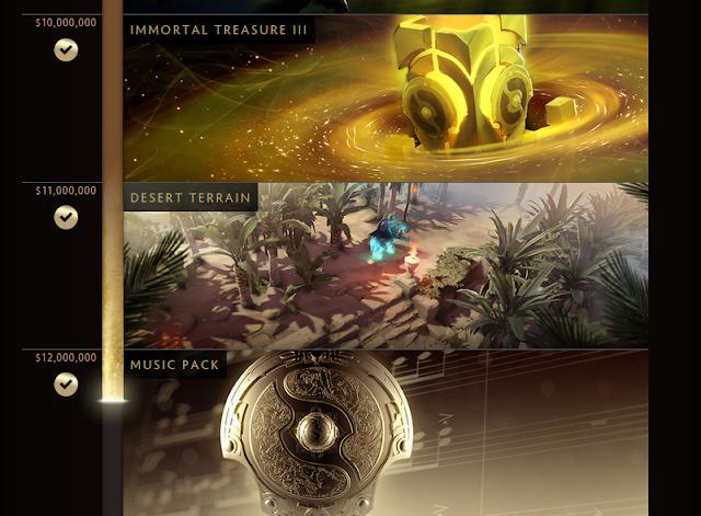 Когда будет immortal treasure 2 2018