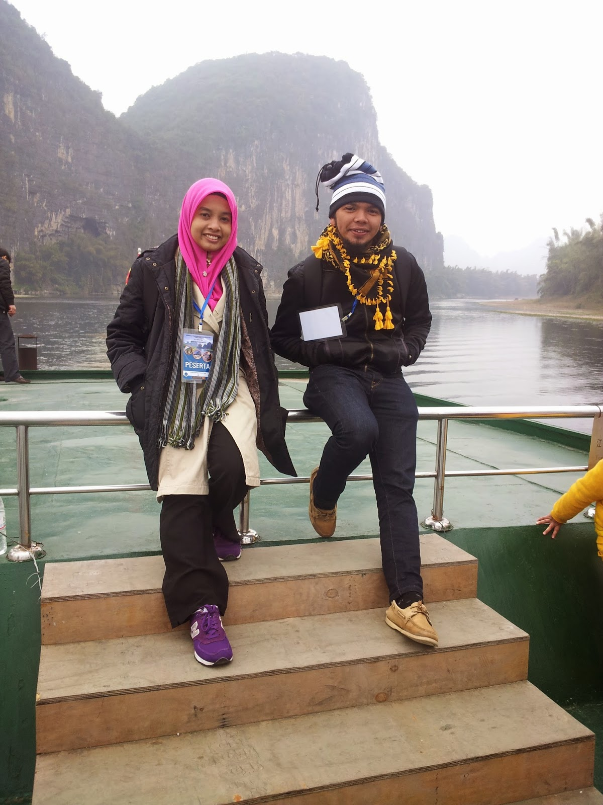adkdayah, giso, u3p, usim, cruise li river, aswadi
