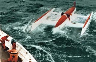 First Cospas-SARSAT rescue