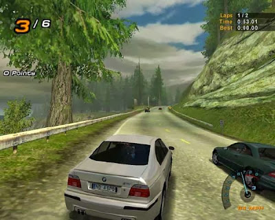 Need For Speed Hot Pursuit 2 Portable
