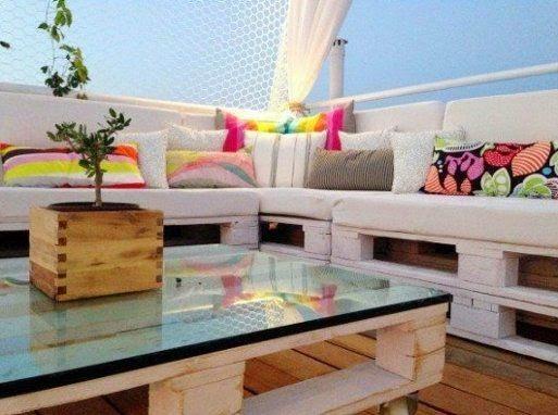 Palets Decoracion Jardin ~ La Buhardilla  Decoraci?n, Dise?o y Muebles Cosas que puedes hacer