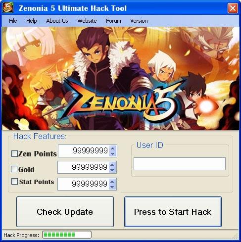 zenonia 5 free zen