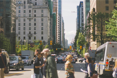 City streets are full of customer. How a brands speaks to them determines everything.