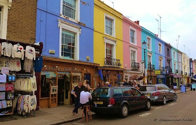 Popular markets of London
