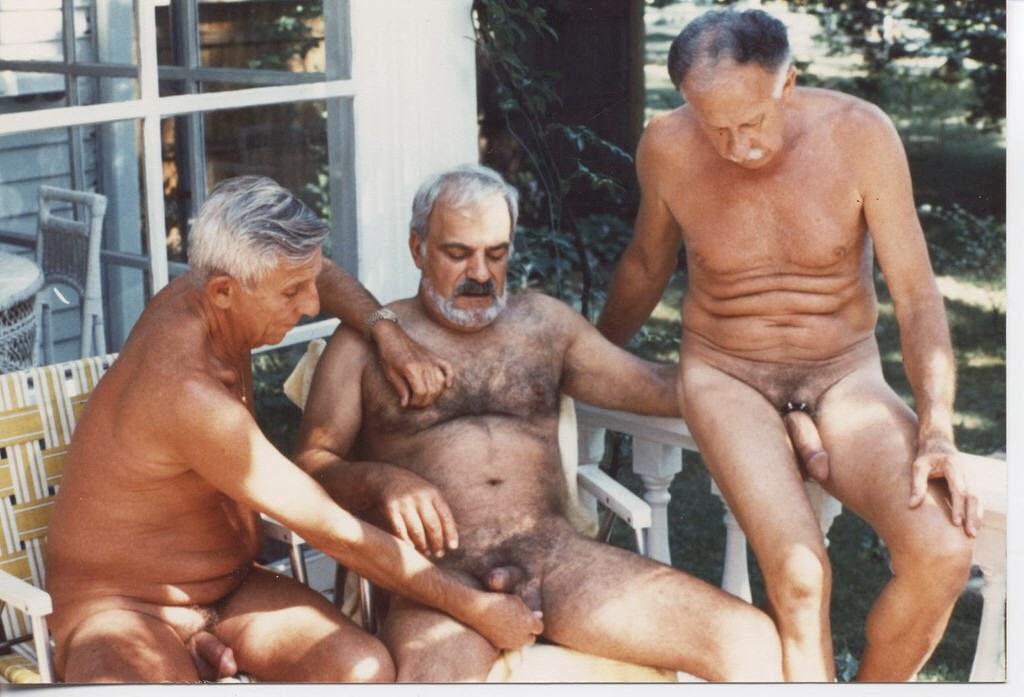 Гей порно старик ретро