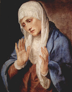 Our Lady of Sorrows, comforter of the afflicted, pray for us