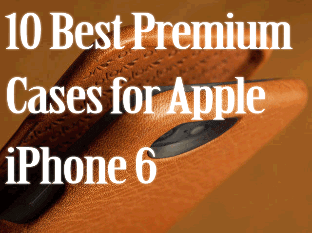 10 Best Premium Cases for Apple iPhone 6