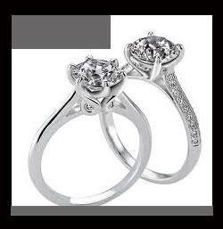 White Gold Rings Design