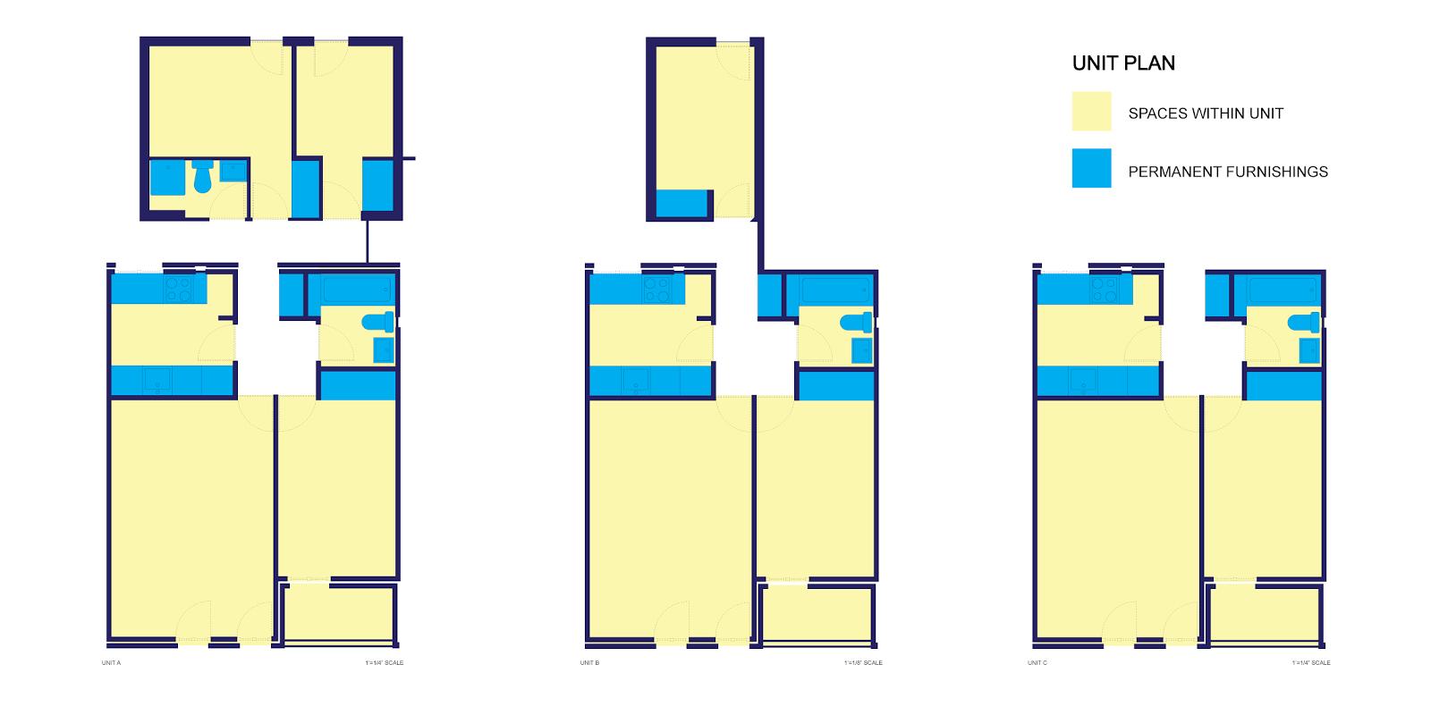 Comprehensive Design 301 Student Housing Carabanchel