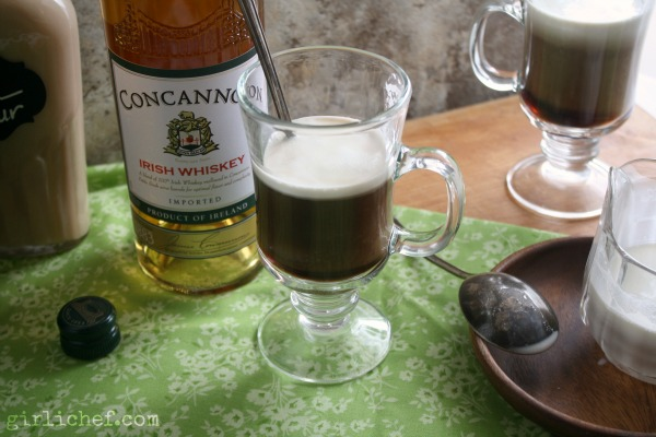 Irish Coffee and Irish Memories