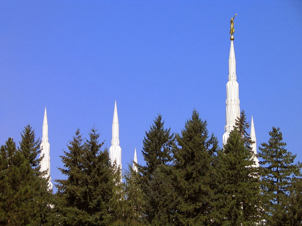 Portland, Oregon Temple