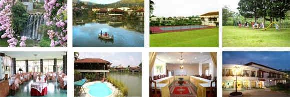 fasilitas Bukit Danau Resort Puncak