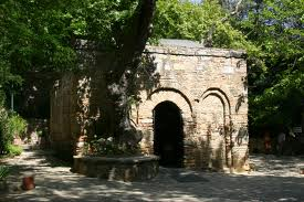 virgin mary tomb