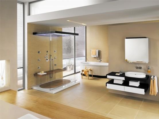 Gambar Desain Interior Minimalis: Desain Kamar Mandi Design Rumah