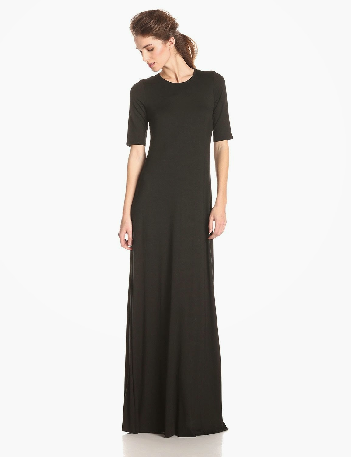 Modest Rachel Pally maxi dress with sleeves | Shop Mode-sty #nolayering tznius tzniut jewish orthodox muslim islamic pentecostal mormon lds evangelical christian apostolic mission clothes Jerusalem trip hijab fashion modest muslimah hijabista