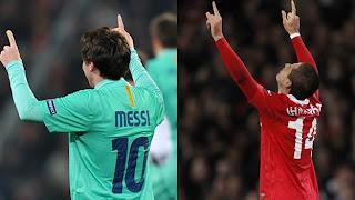 Messi Vs Chicharito