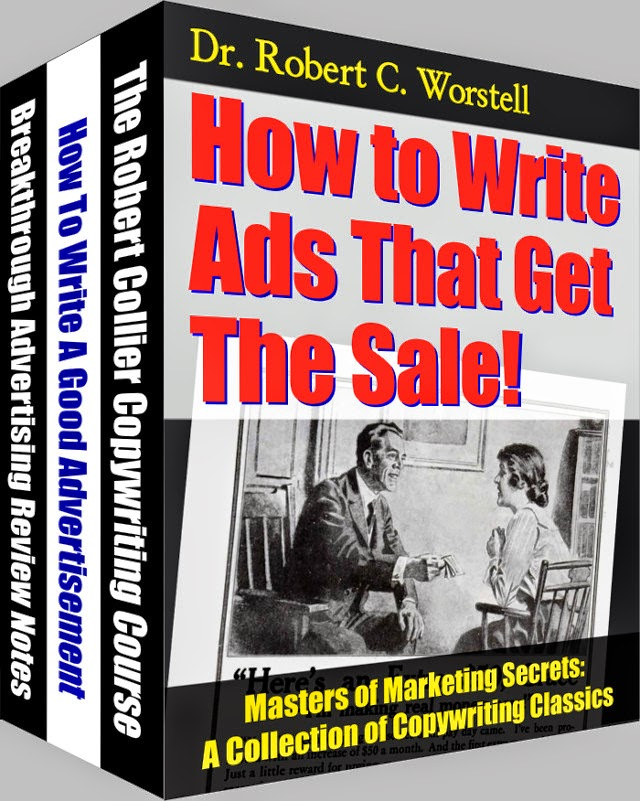 New Collection of Copywriting Secrets by Robert Collier, Eugene Schwartz, and Victor O. Schwab just released!