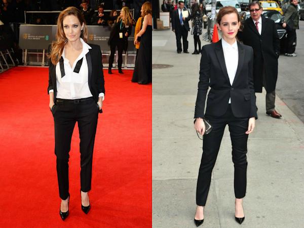 Angelina Jolie vs Emma Watson