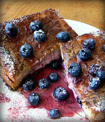 MIH Recipe Blog: Stuffed French Toast