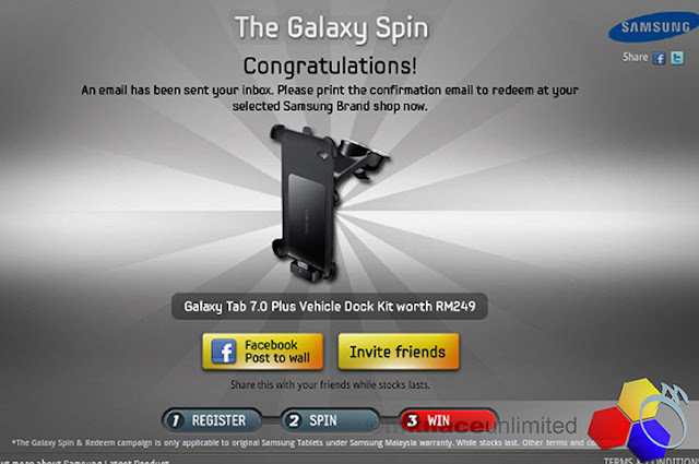mknace unlimited™ | Samsung Galaxy Tab Giveaway