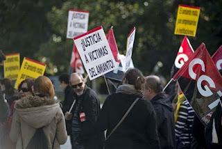 Inspección de Trabajo requiere a GM España por amianto