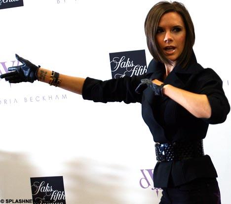 Victoria Beckham Maman fière incapable de se souvenir  - victoria beckham tatouage