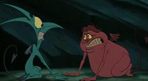 Pain and Panic Hercules 1997 animatedfilmreviews.filminspector.com
