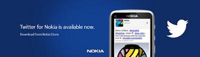 twitter for Nokia
