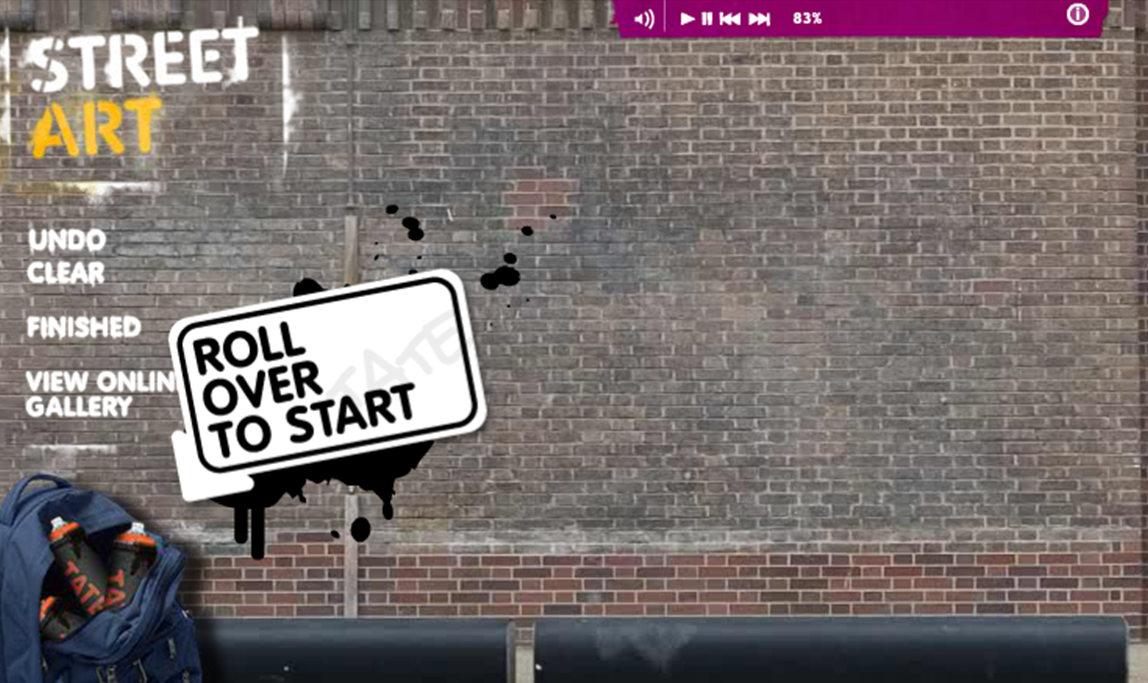 http://kids.tate.org.uk/games/street-art/