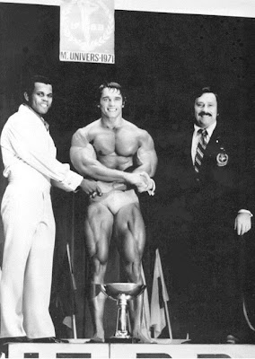 Mr. Olympia 1971 Arnold Schwarzenegger