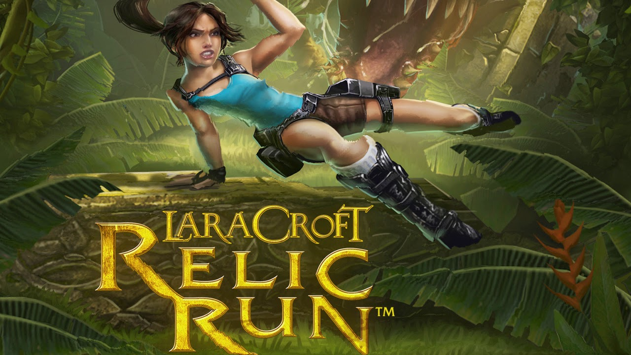 Lara Croft: Relic Run Gameplay IOS / Android