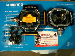 pedal cleat shimano m545