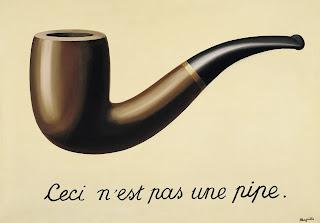 La Trahison des images René Magritte