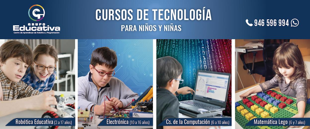 GRUPO EDUCATIVA | Robótica en Arequipa