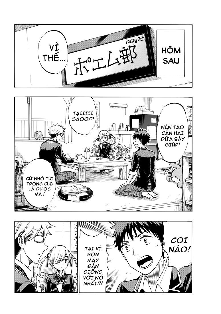 Yamada-kun to 7-nin no majo chap 192 page 10 - IZTruyenTranh.com