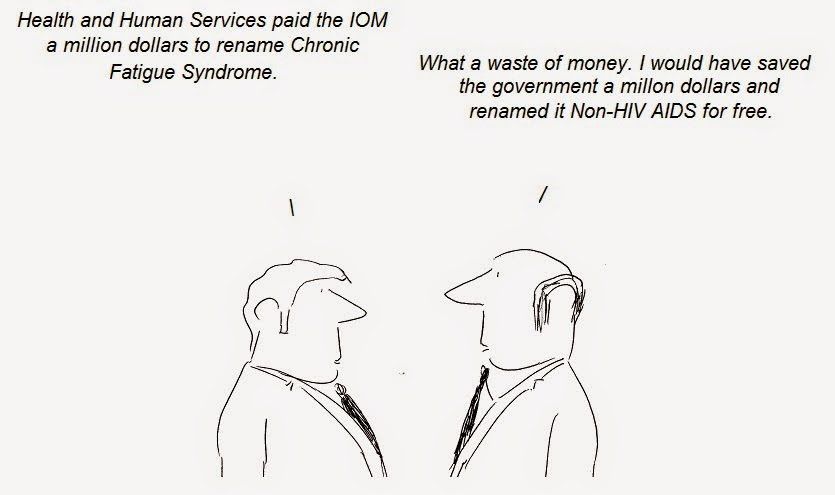 iom, cfs, chronic fatigue syndrome, non-hiv aids, hhs, fauci, cdc, cover-up, mikovits