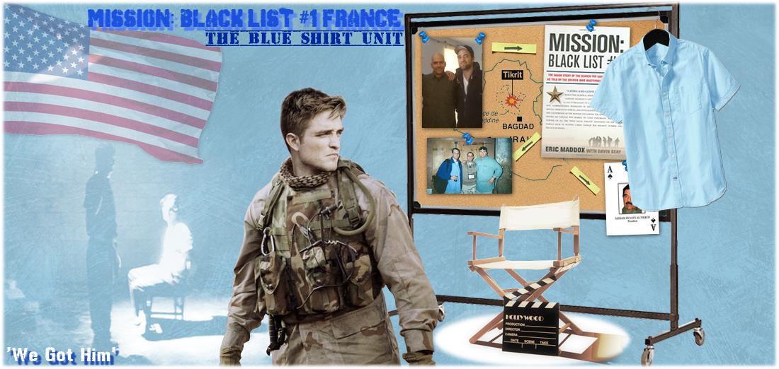 Mission Blacklist France