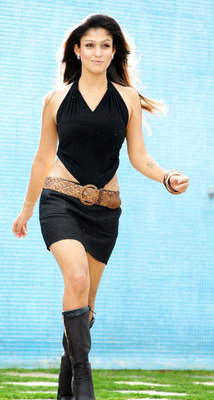 Nayanthara hot Indian actress