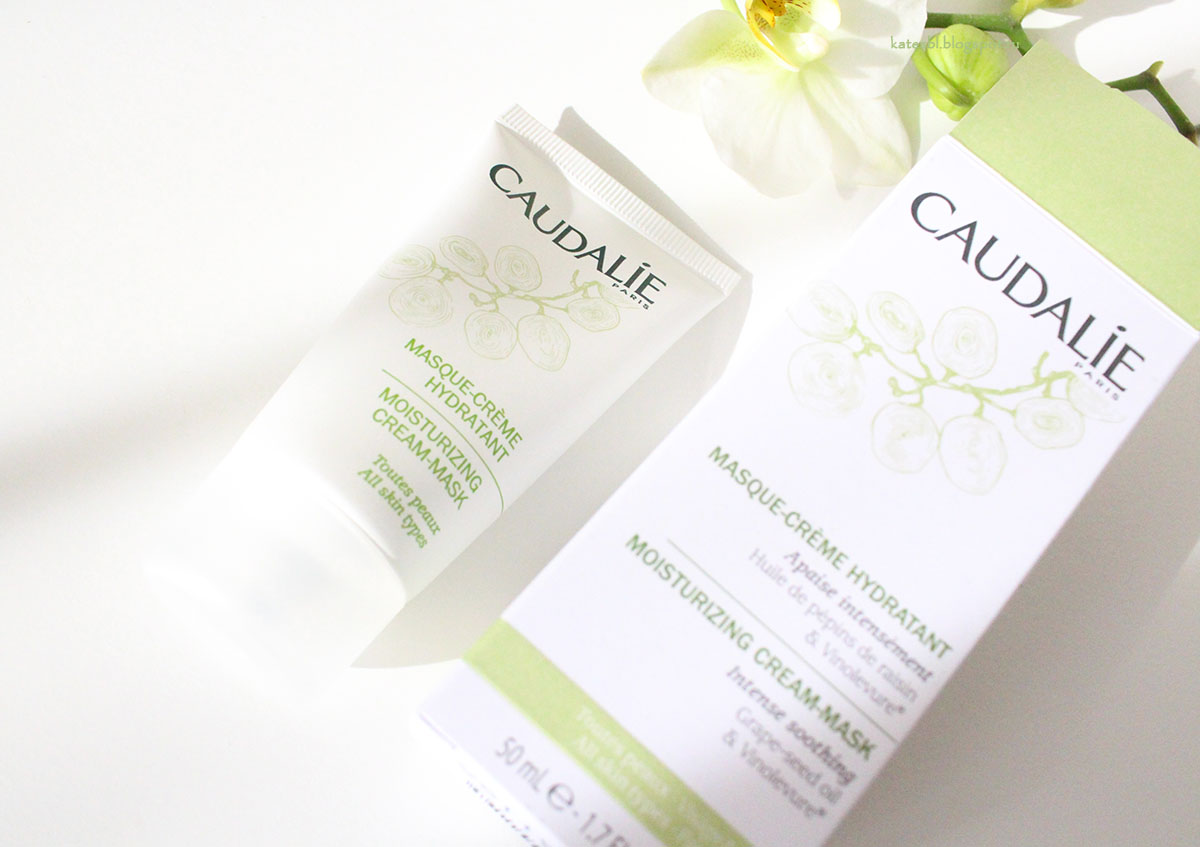 Caudalie Moisturizing Cream-Mask